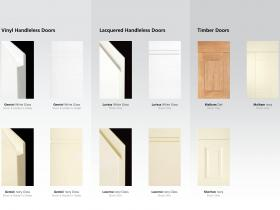 Stock Door Options (2 of 2)