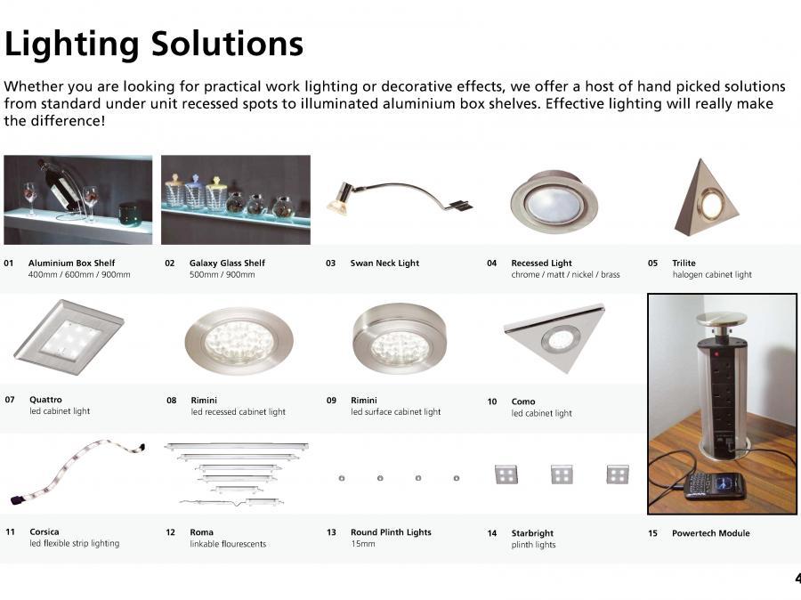 Bedroom Lighting Solutions