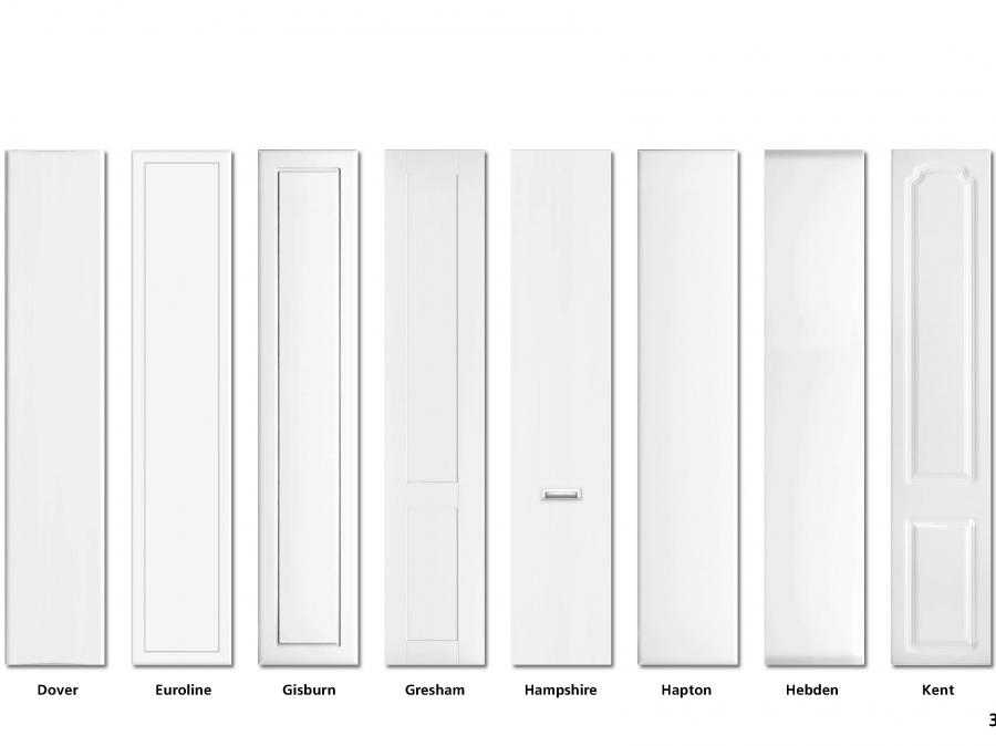 Vinyl Bedroom Door Options (2 of 2)