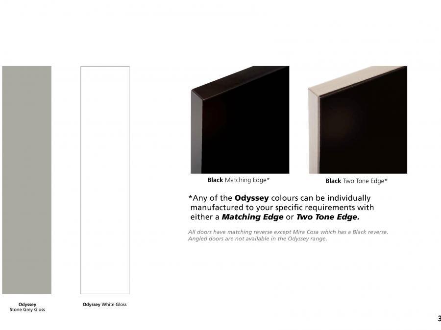 Odyssey Door Options (2 of 2)